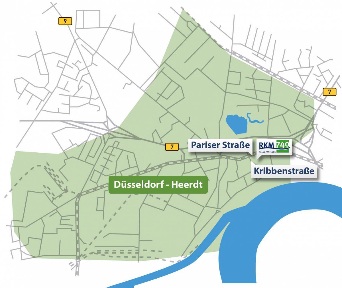 Heerdt_Karte