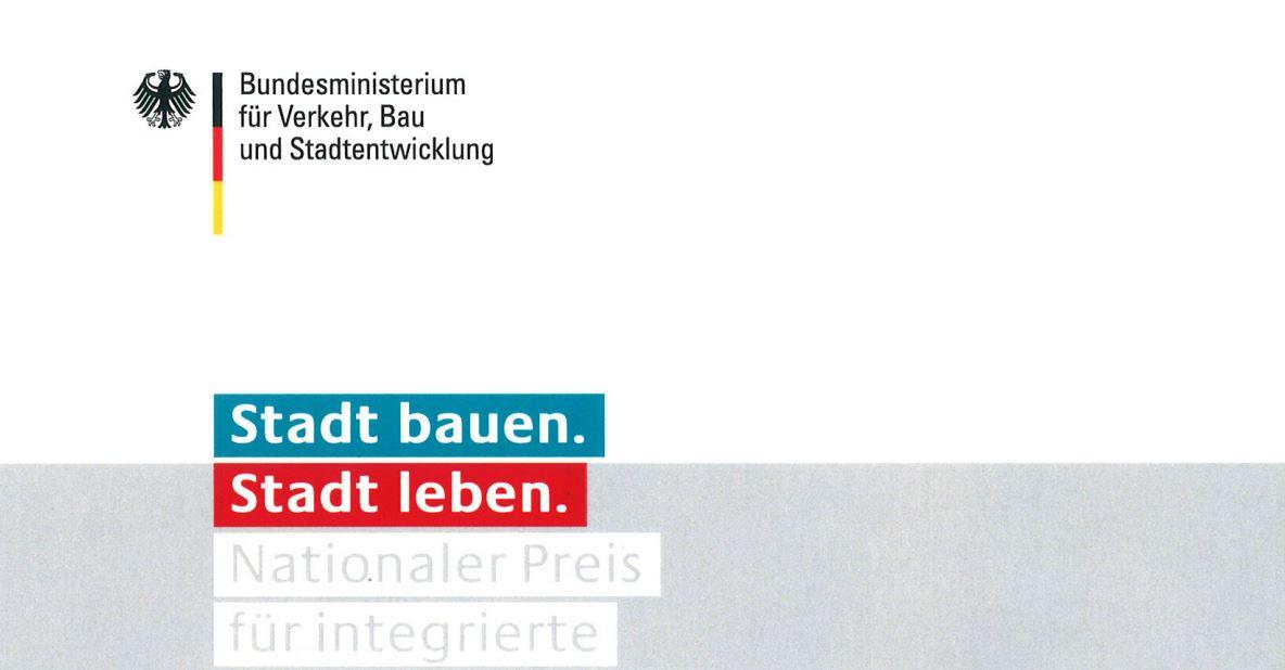 Rheinwohnungsbau erhält Nationalen Preis für integrierte Stadtentwicklung und Baukultur