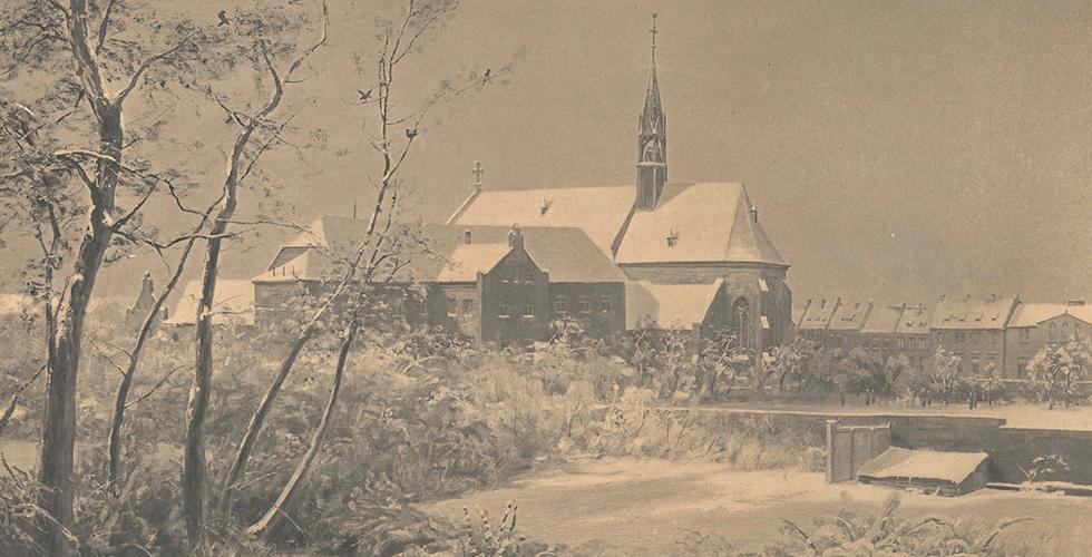 Inhaltsbild_Franziskanerkloster_1890