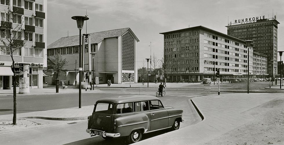 Inhaltsbild_Franziskanerkloster_1960